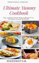 Ultimate Yummy Cookbook