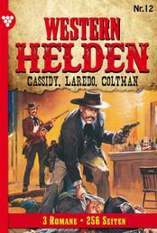 Western Helden 12 – Erotik Western - Der Feind hat einen Namen