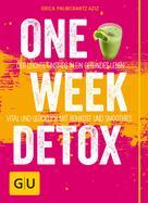 Erica Palmcrantz Aziz: One Week Detox ★★★