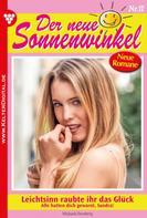 Michaela Dornberg: Der neue Sonnenwinkel 17 – Familienroman ★★★★★