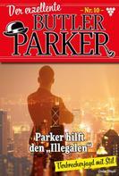 Günter Dönges: Der exzellente Butler Parker 10 – Kriminalroman ★★★★