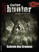 Hivar Kelasker: Dorian Hunter 71 - Horror-Serie