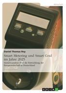 Daniel Thomas Roy: Smart Metering und Smart Grid im Jahre 2025