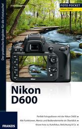 Foto Pocket Nikon D600 - Der praktische Begleiter für die Fototasche!