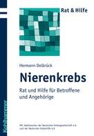 Hermann Delbrück: Nierenkrebs