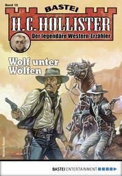 H.C. Hollister 15 - Western - Wolf unter Wölfen