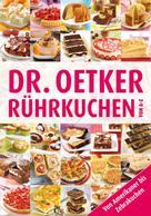 Dr. Oetker: Rührkuchen von A-Z ★★★★