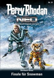 Perry Rhodan Neo 31: Finale für Snowman - Staffel: Vorstoß nach Arkon 7 von 12