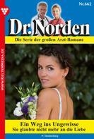 Patricia Vandenberg: Dr. Norden 662 – Arztroman ★★★★