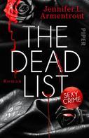 Jennifer L. Armentrout: The Dead List ★★★★