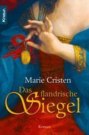 Marie Cristen: Das flandrische Siegel ★★★★★