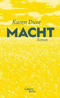 Karen Duve: Macht ★★★★
