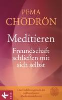 Pema Chödrön: Meditieren - Freundschaft schließen mit sich selbst ★★★★★