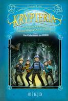 Fabian Lenk: Krypteria – Jules Vernes geheimnisvolle Insel. Das Geheimnis der Höhle ★★★★