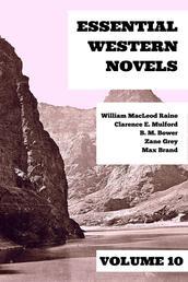 Essential Western Novels - Volume 10