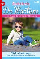 Britta Frey: Kinderärztin Dr. Martens 81 – Arztroman