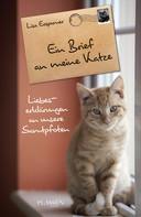 Lisa Erspamer: Ein Brief an meine Katze ★★★★★