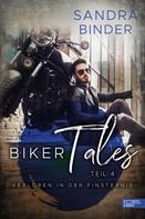 Sandra Binder: Biker Tales: Verloren in der Finsternis ★★★★