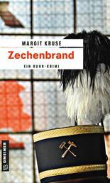 Zechenbrand - Kriminalroman
