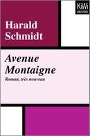 Harald Schmidt: Avenue Montaigne ★★★