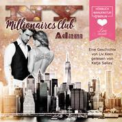 NY Millionaires Club, Band 2: Adam (Ungekürzt)