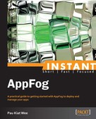 Pau Kiat Wee: Instant AppFog