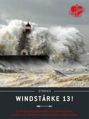 Windstärke 13! - Echte Sturmgeschichten mit Orkanstärke. Erzählt von Männern, die es selbst erlebt haben.
