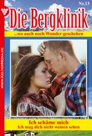 Hans-Peter Lehnert: Die Bergklinik 13 – Arztroman ★★★★★