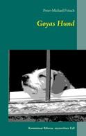 Peter-Michael Fritsch: Goyas Hund