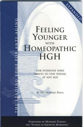 Feeling Younger with Homeopathic HGH