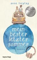 Anne Freytag: Mein bester letzter Sommer ★★★★★