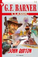 G.F. Barner: G.F. Barner Classic 14 – Western