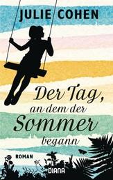 Der Tag, an dem der Sommer begann - Roman