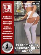 Emilie Schmidt: Erotischer Roman ab 18 ★★★★