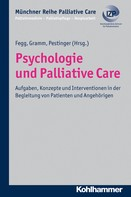 Martin Fegg: Psychologie und Palliative Care