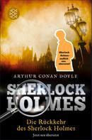 Arthur Conan Doyle: Die Rückkehr des Sherlock Holmes ★★★★★