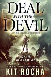 Deal with the Devil - A Mercenary Librarians Novel