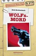 Dirk Breitenbach: Wolfsmord