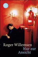 Roger Willemsen: Nur zur Ansicht ★★★★