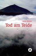 Irene Börjes: Tod am Teide ★★