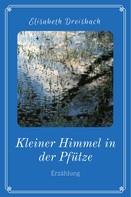 Elisabeth Dreisbach: Kleiner Himmel in der Pfütze