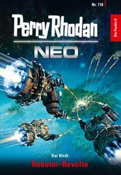 Perry Rhodan Neo 118: Roboter-Revolte - Staffel: Die Posbis 8 von 10