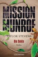 Taylor Stevens: Mission Munroe. Die Sekte ★★★★