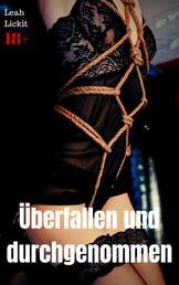 Überfallen und durchgenommen - BDSM Story