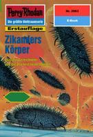 Ernst Vlcek: Perry Rhodan 2063: Zikanders Körper ★★★★★
