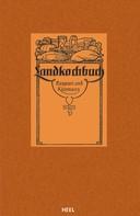 Elisabeth Kleemann: Das Landkochbuch ★★★