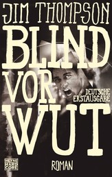 Blind vor Wut - Roman