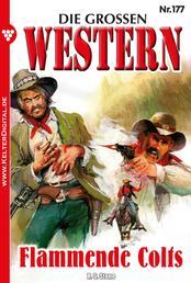 Die großen Western 177 - Flammende Colts