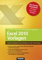 Saskia Gießen: Excel 2010 Vorlagen ★★