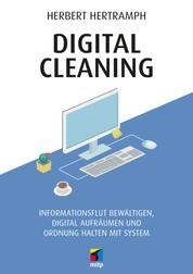 Digital Cleaning - Informationsflut bewältigen, digital aufräumen und Ordnung halten mit System
